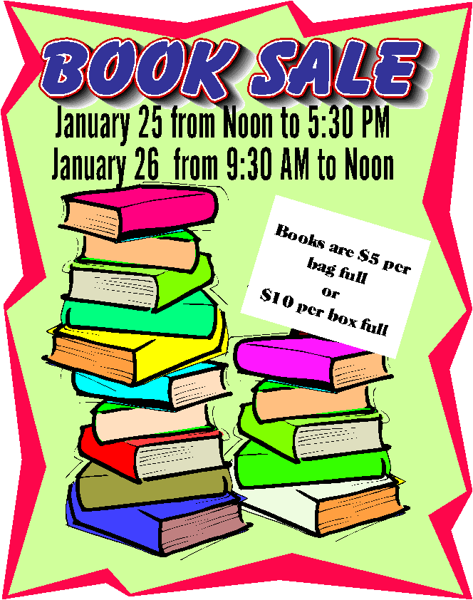 Book Sale Jan2019