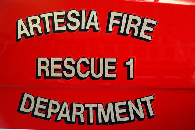 Rescue 1 Decals
